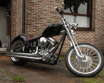 B-Twin Garage -  Harley davidson